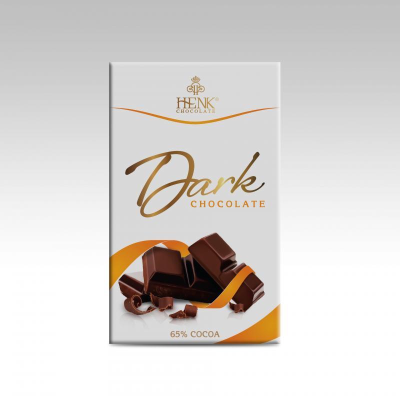 Sô Cô La đen 65% 50g Henk C-series