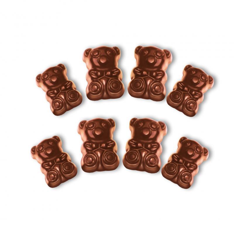 Sô cô la Mark&Milk vỉ gấu 40g
