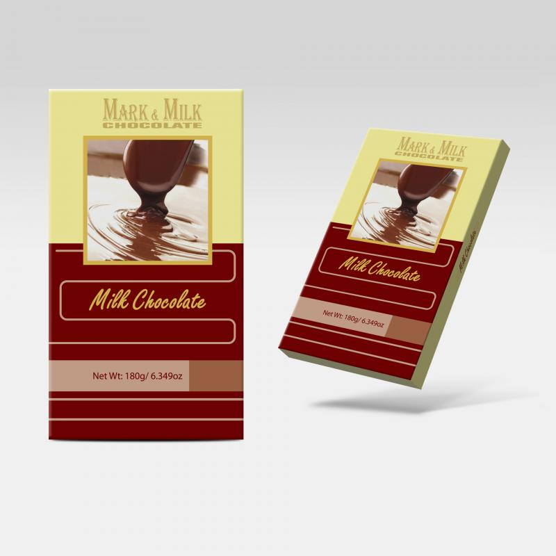 Sô Cô La Mark&Milk Thanh 180g Sữa