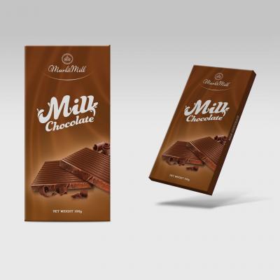 Sô cô la sữa 100g Mark&Milk