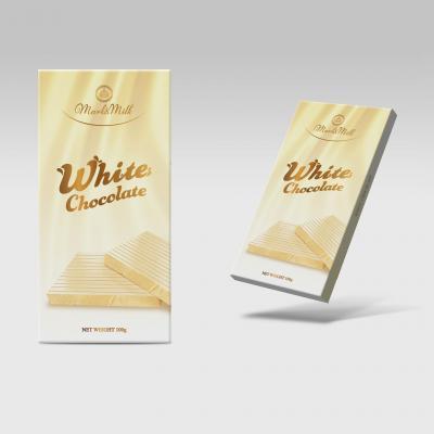 Sô cô la trắng 100g Mark&Milk
