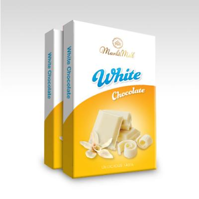 Sô cô la trắng 50g Mark&Milk
