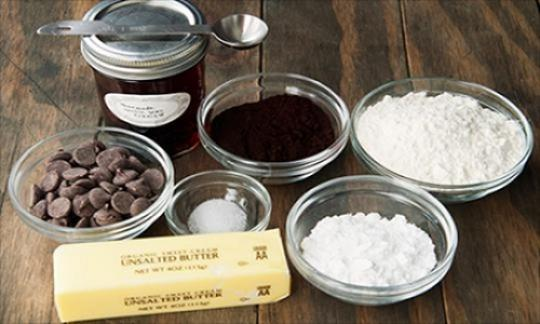 """Cookies chocolate """"đen như than"""" chất lượng hảo hạng"""